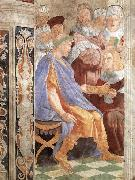RAFFAELLO Sanzio Justinian Presenting the Pandects to Trebonianus oil painting reproduction